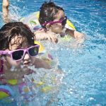 Pools to go with children in Sant Cugat